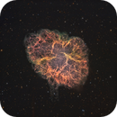 The Crab Nebula - Messier 1,                                Connor Matherne