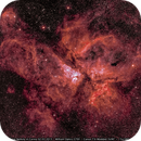 NGC 3372 The Great Nebula in Carina,                                Alexandre Polleti