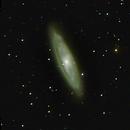 M-65 (NGC-3623) Spiral Galaxy in Leo,                                Stargazer66207