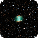 M27 - Dumbbell Nebula,                                Mike Rinaldi