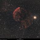 IC 443 - nébuleuse de la méduse,                                Gérard Nonnez