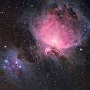 M42 - HaRGB,                                bobzeq25