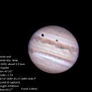 Jupiter with Ganymede and Ganymede Shadow,                                ks_observer