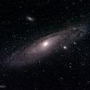 Andromeda - M31,                                Amanda McAlpin