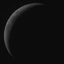 Young Moon Mosaik 10k x 10k pixels,                                Stephan Linhart