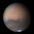 Mars - the shield volcanoes,                                Niall MacNeill