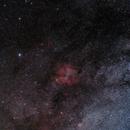 IC1396 and wide field around it,                                JNieto