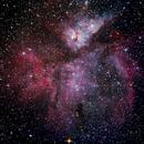 The Carina Nebula,                                HaydenAstro(NZ)