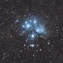 M45 Les Pléïades,                                bobocacahuete