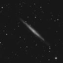 NGC 4244,                                Walter Gröning