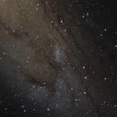 NGC 206 in M 31 Galaxy,                                Maciej