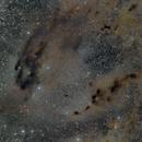 Taurus Molecular Cloud,                                spacetimepictures