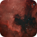 North American Nebula,                                HappySkies