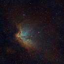 Wizard Nebula - ASI1600 High Gain - Short Integration,                                Jon Rista