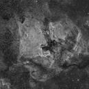 North America and Pelican Nebula,                                Marco van der Kooij