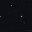 M64 Black eye galaxy,                                Ivan Bosnar