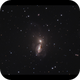 Galaxtic interactions NGC3226 and NGC3227,                                Göran Nilsson