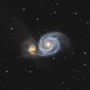 M51 - Whirlpool Galaxy,                                Gene