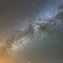 Milky Way,                                Hermann Mühlichen