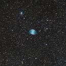M27, Altair 183C, 60x60s, Bortle 4,                                turfpit