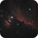 Flame and Horsehead Nebula,                                Greg Dyer