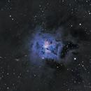 NGC7023 Iris Nebel,                                Juergen