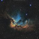 The Wizard Nebula,                                pemag