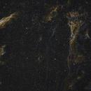Veil Nebula with Duo Narrowband filter,                                Erik Guneriussen