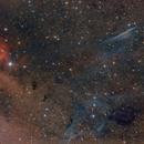 Pencil Nebula Neighborhood,                                Ignacio Diaz Bobillo