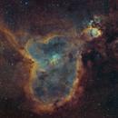 IC1805-La nébuleuse du cœur SHO,                                astromat89