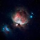 Orion Nebula,                                J. S. Volpe, Ph.D.