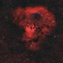NGC 7822 & the little Sh2-170,                                Michael Völker