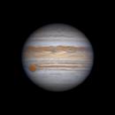 Jupiter and GRS  28-Jun-19,                                Rouzbeh