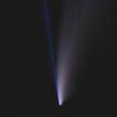 Comet C/2020 F3 NEOWISE 17/7/2020 - magnitude 2.5,                                Andrea Storani