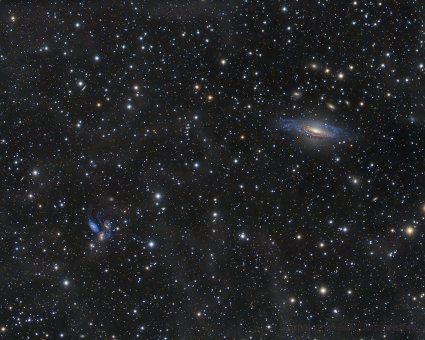 NGC7331,                                AeWObservatory