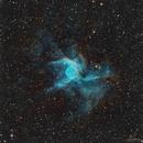 NGC-2359 Thor's Helmet in SHORGB,                                Los_Calvos