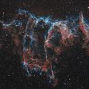 IC 1340 Bat Nebula,                                Alex Dean
