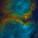 Soul Nebula (Sh2-199 HSO),                                Miles Zhou