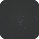 Beehive Cluster (M44) a single frame of Gems,                                Isa's Astrophotography Atelier