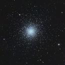 M3 Globular Cluster,                                cray2mpx