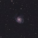 Messier 101,                                Josef Büchsenmeister