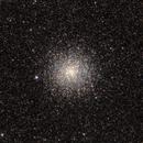 Messier 22 - Globular Cluster in Sagittarius (2020),                                Cluster One Observatory