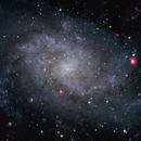 M33 Core,                                Datalord