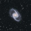 NGC1365 LRGB- Sadr  Version2,                                Arnaud Peel