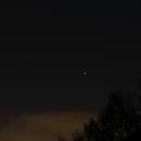 Jupiter-Saturn conjunction,                                Dominique Callant
