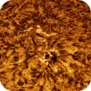 Interesting magnetic interaction in AR12822,                                minhlead