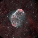 Crescent Nebula,                                Seth