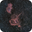 Heart and Soul - QHY163 - Rokinon 135mm Ha-LRGB,                                Eric Walden