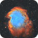 NGC 2174 - The Monkey Head Nebula,                                Samara