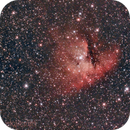 "NGC 281 ""PacMan Nabula"",                                Eric Kallgren"